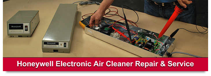 Honeywell Electronic Air Cleaner Repair & Service