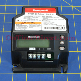 Honeywell R7184u1004 Electronic Oil Primary